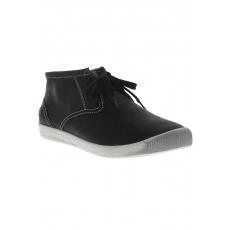 SOFTINOS softinos Sneaker high Indira smooth leather SS17 schwarz 35,37,39,41,43