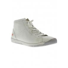 SOFTINOS softinos Sneaker high Isleen smooth leather SS17 weiß 35,39,41,43