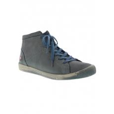 SOFTINOS softinos Sneaker ISLEEN washed leather HW17 blau 35,37,39,41,43