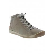 SOFTINOS softinos Sneaker ISLEEN washed leather HW17 braun 35,37,39,41,43