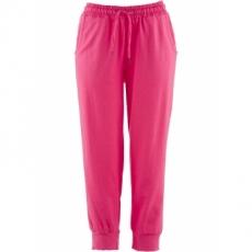 3/4-Jersey-Hose in pink für Damen von bonprix