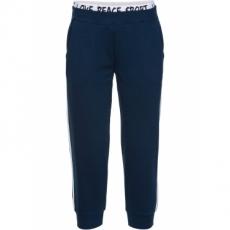 3/4-Jogginghose in blau für Damen von bonprix