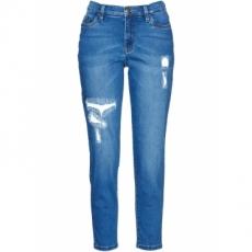 7/8-Girlfriend-Jeans - designt von Maite Kelly in blau für Damen von bonprix