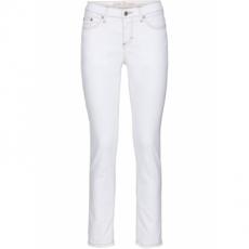 7/8-Powerstretch-Jeans in weiß für Damen von bonprix