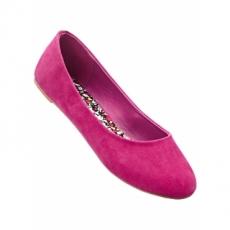Ballerina in pink für Damen von bonprix
