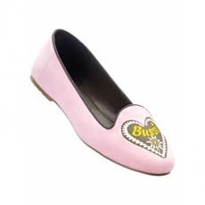 Ballerina in rosa für Damen von bonprix