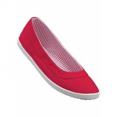 Ballerina in rot für Damen von bonprix