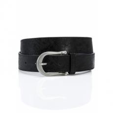 Basic Gürtel Metallic in schwarz für Damen von bonprix