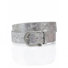 Basic Gürtel Metallic in silber für Damen von bonprix