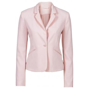 Blazer in rosa für Damen von bonprix