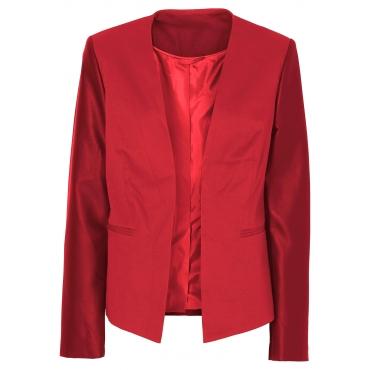 Blazer in rot für Damen von bonprix
