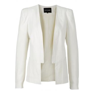 Blazer in weiß für Damen von bonprix