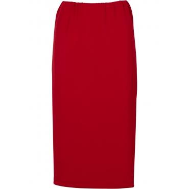 Bleistiftrock in rot für Damen von bonprix