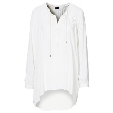 Bluse in weiß von bonprix