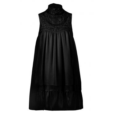 Blusen-Top in schwarz für Damen von bonprix