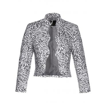 Bolero-Jacke 3/4 Arm  in grau für Damen von bonprix