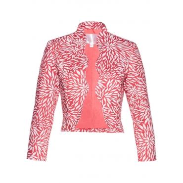 Bolero-Jacke 3/4 Arm  in pink für Damen von bonprix