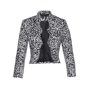 Bolero-Jacke 3/4 Arm  in schwarz für Damen von bonprix
