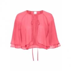 Bolero kurzer Arm  in pink (Rundhals) für Damen von bonprix