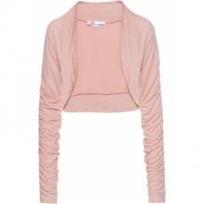 Bolero langarm  in rosa für Damen von bonprix