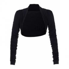 Bolero langarm  in schwarz für Damen von bonprix
