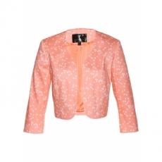 Bolero mit Sternendruck 3/4 Arm  in rosa für Damen von bonprix
