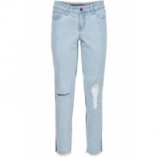 Boyfriend-Jeanshose in blau für Damen von bonprix