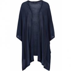 Feinstrick-Cardigan in blau für Damen von bonprix