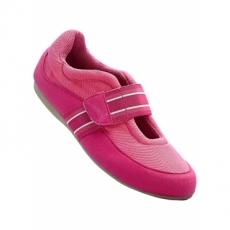 Freizeitballerina in pink für Damen von bonprix