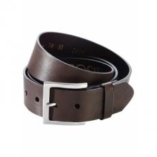Gürtel bonded Leather in braun für Herren von bonprix