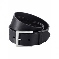 Gürtel bonded Leather in schwarz für Herren von bonprix