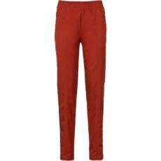Hose mit Paspel in rot für Damen von bonprix