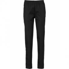 Hose mit Paspel in schwarz für Damen von bonprix