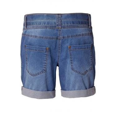 Jeans Shorts in blau für Damen von bonprix
