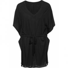 Jersey-Tunika Flügelärmel  in schwarz für Damen von bonprix