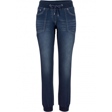 john baner jeanswear jogg jeans normal in blau f r damen. Black Bedroom Furniture Sets. Home Design Ideas