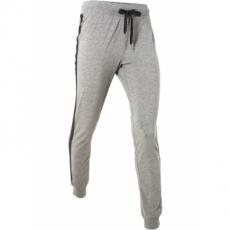 Jogg-Pants, lang in grau für Damen von bonprix