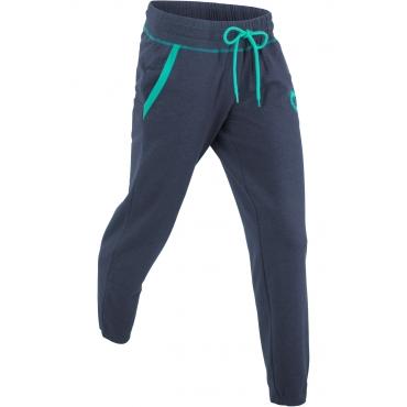 Jogginghose in 7/8-Länge in blau für Damen von bonprix