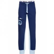 Jogginghose in blau für Damen von bonprix