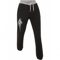 Jogginghose in schwarz für Damen von bonprix