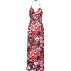 Kleid bunt in rot von bonprix