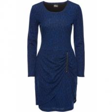 Kleid in blau von bonprix