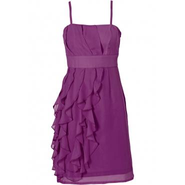 bodyflirt kleid in lila von bonprix lila damenmode in. Black Bedroom Furniture Sets. Home Design Ideas