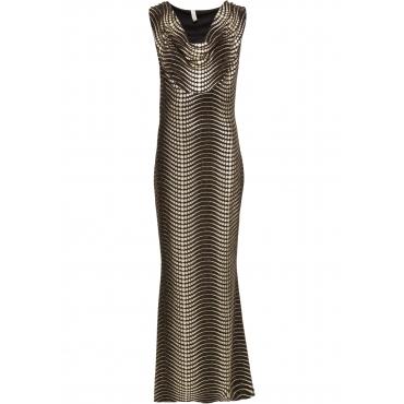 Kleid mit pailletten bodyflirt boutique