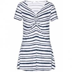 Kurzarm-Shirt in weiß für Damen von bonprix