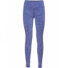 Lange Funktions-Laufhose in blau für Damen von bonprix