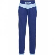 Lange Jogginghose in blau für Damen von bonprix