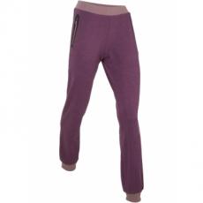 Lange Jogginghose in lila für Damen von bonprix