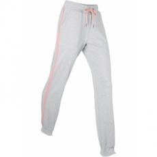 Lange Jogginghose in weiß für Damen von bonprix