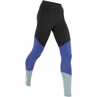 Lange Lauf-Leggings Level 3 in schwarz für Damen von bonprix